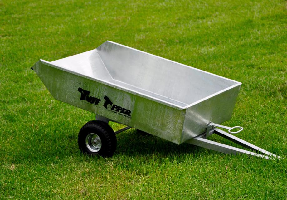 Ride On Mower And Atv Tipping Trailers